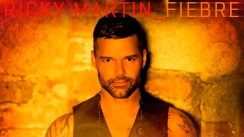 Fiebre es el nuevo tema que Ricky Martin estrena en Dubai
