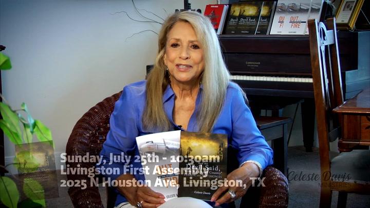 Celeste Davis - Livingston First Assembly July 25th 2021