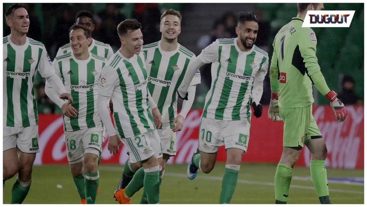 Video Gallery: Real Betis 3-0 Espanyol!