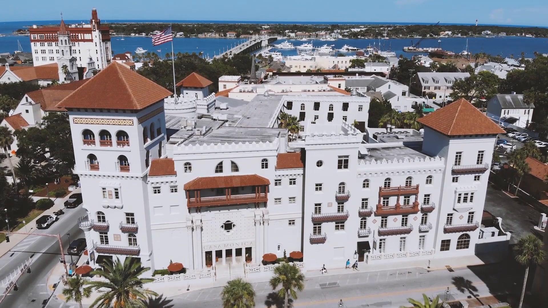 Tom  + Alia | St. Augustine, Florida | Schooner Freedom Charters