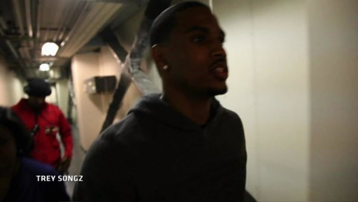 Shows: Hip Hop Shop:A Day With Trey Songz & Big Sean - PART 2