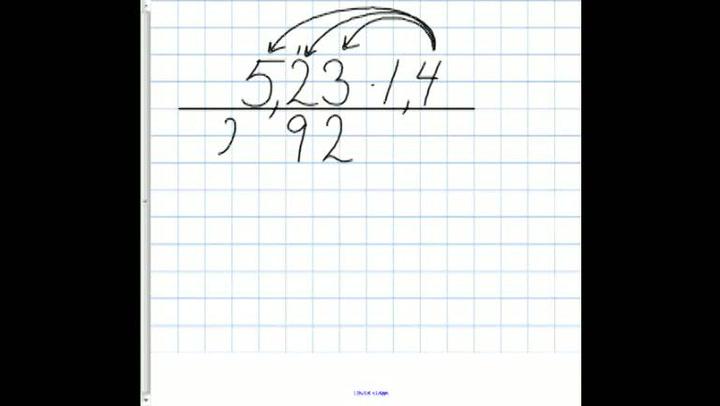 Matte: Hvordan få til multiplikasjon av desimaltall