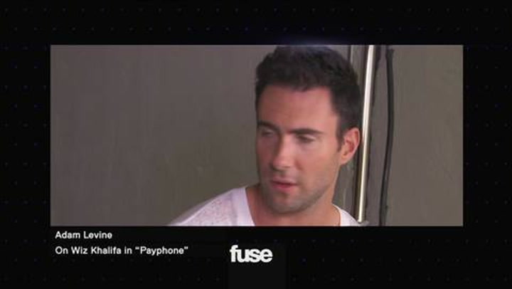 "Shows: Top 40 of 2012: Maroon 5 ""Payphone"""
