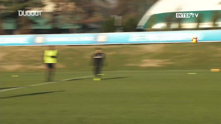 Inter's Training Goals Of The Week #12