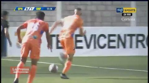 UPN 1-1 Honduras  Progreso (Liga Nacional)