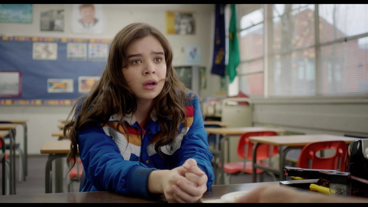'The Edge of Seventeen' (2016) Red Band Trailer