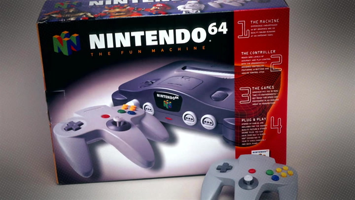 Happy 20th Anniversary, N64 Why Everyone Loved The 1996 Console
