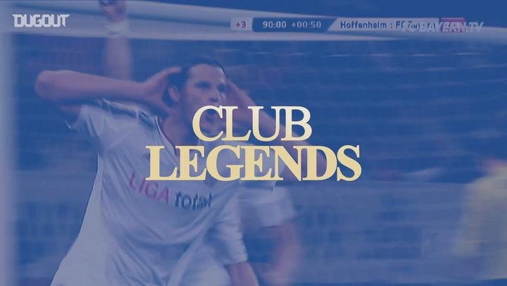 Club Legends: Daniel Van Buyten