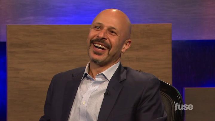Shows: White Guy Talk Show: Maz Jobrani Web Extra