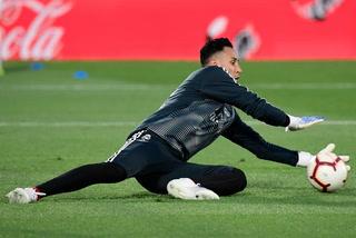 ¡Qué tapadotas! Keylor Navas se vuelve a lucir con el Real Madrid