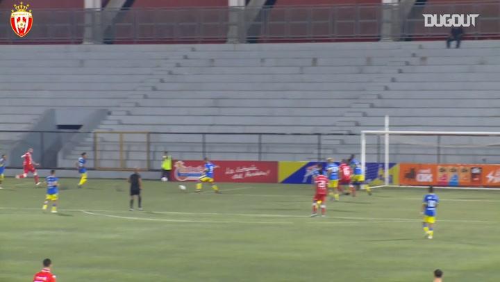 Marlon López's superb goal vs Managua