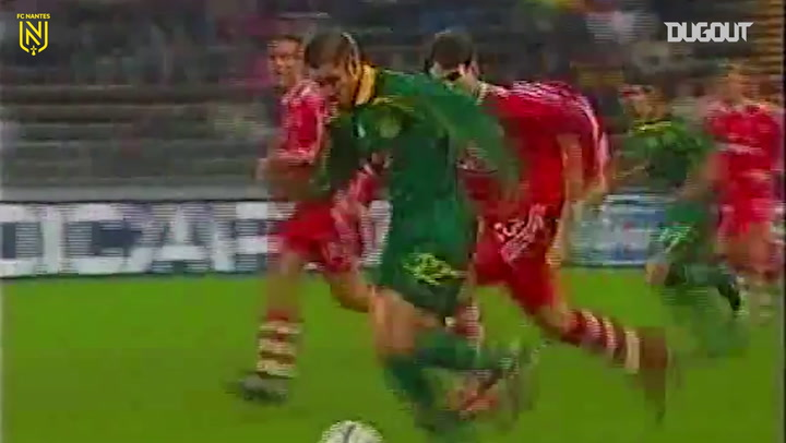 FC Nantes and FC Bayern clash in the Champions League