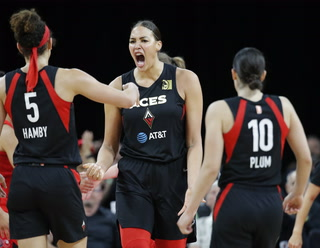 Las Vegas Aces React to Season-Ending Loss – Video Highlights