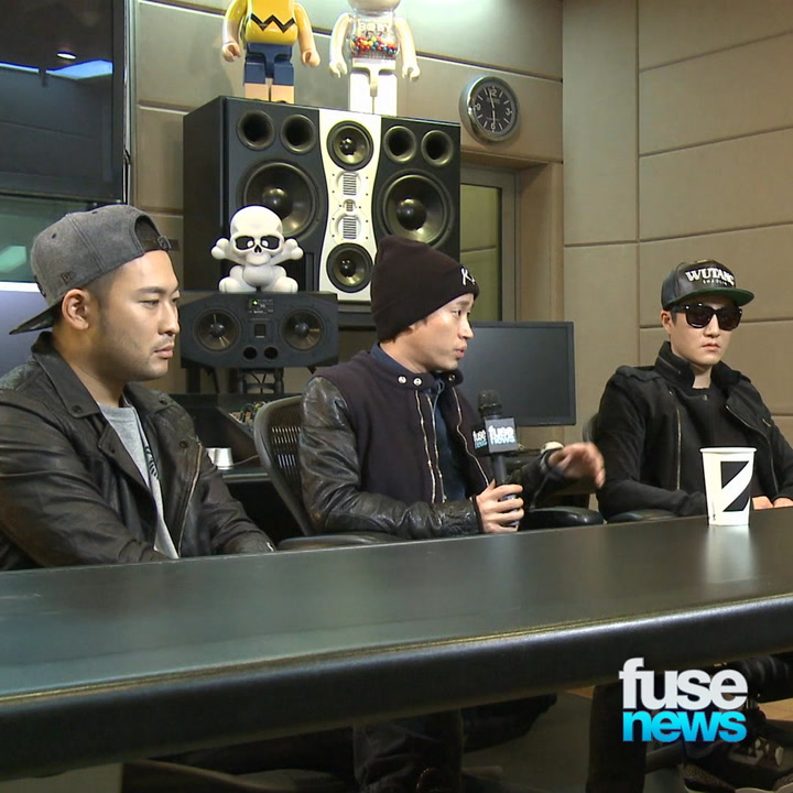 "Korean Hip Hop Trio Epik High Want to ""Do Shows Naked"""