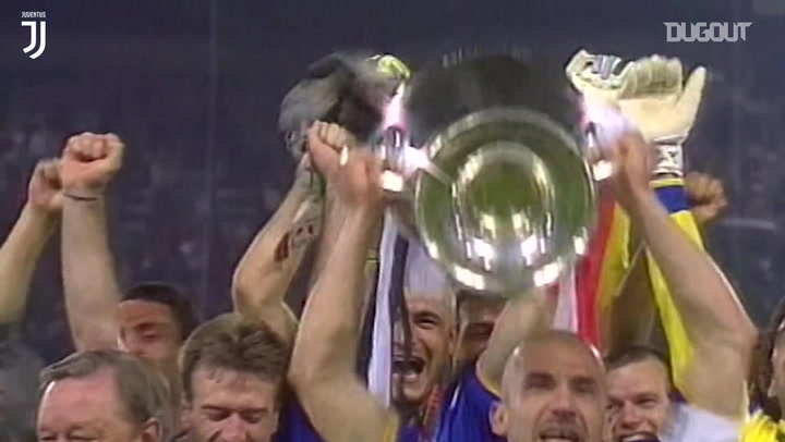 Gianluca Vialli's best moments with Juventus