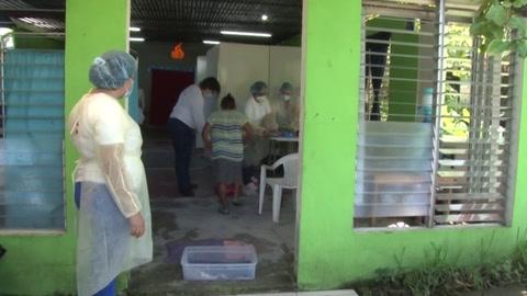 Médicos sin Fronteras, única esperanza contra el covid en zonas de pandillas en El Salvador