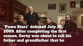 'Pawn Stars' cast reflects on road to Monday's 500th episode