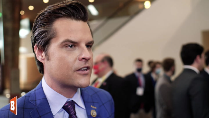Matt Gaetz: Liz Cheney Would Be Unwelcomed at CPAC