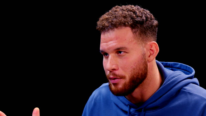 Hot Ones: Blake Griffin Clip