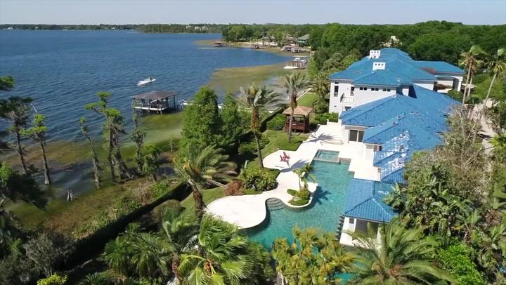 Así es la impresionante mansión que ha puesto a la venta Shaquille O'Neal