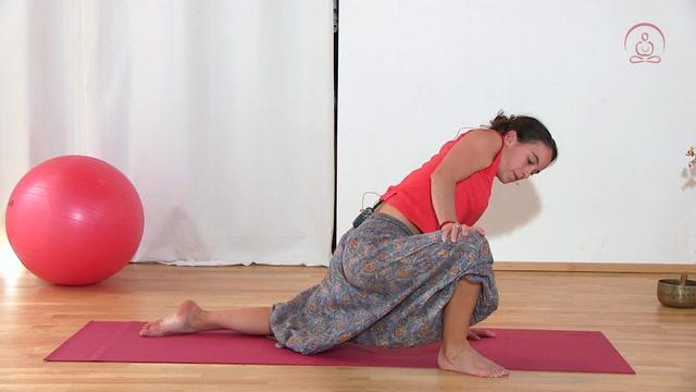 Yoga für Schwangere bis zur 22. Woche