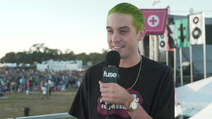 G-Eazy Talks Britney Spears & Lil Wayne At Voodoo