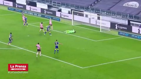 Juventus 1 - 1 Hellas Verona (Serie A Italia)