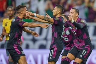 México le está pegando a Canadá en la Copa Oro gracias a un penal de Orbelin Pineda