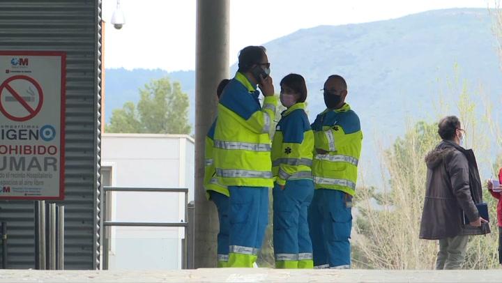 Muere un enfermero del Hospital de Alcalá tras ser degollado por un compañero