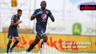 'Muma' Fernández sobre la Selección de Honduras: