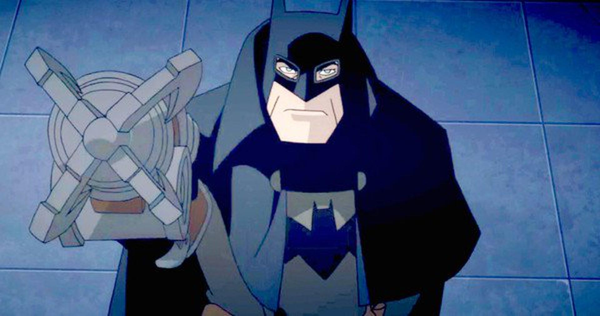 Batman Vs Teenage Mutant Ninja Turtles Animated Movie Announced