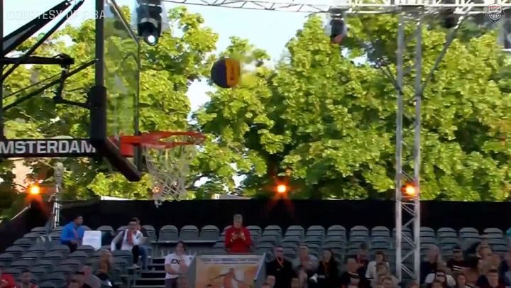 Highlights: 2019 USA 3X3 World Cup Team Defeats Slovenia In Quarterfinals
