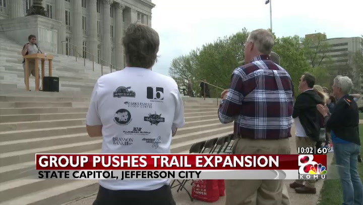 Active transportation organization pushes for state trail expansion