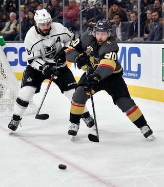 Golden Edge: Knights Lose To Kings Again