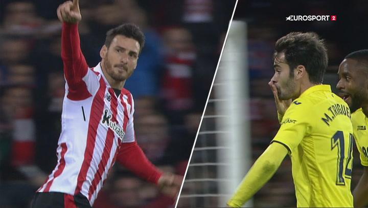 Highlights: Bilbao kunne ikke overvinde Villarreal trods brændt straffe