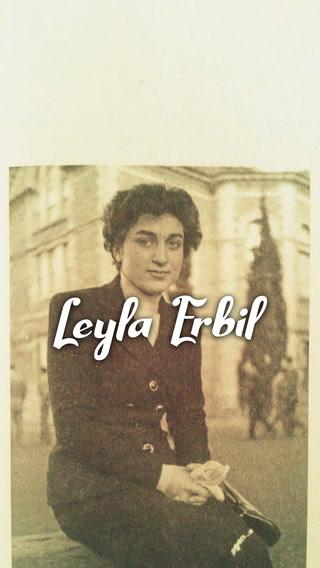 Leylâ Erbil