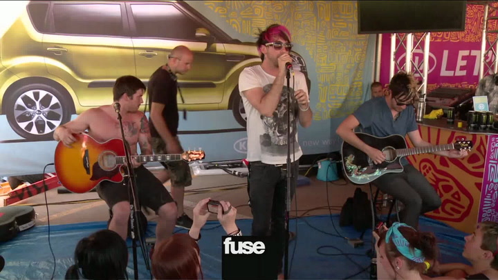 "Performance: All Time Low ""Reckless and Brave"""