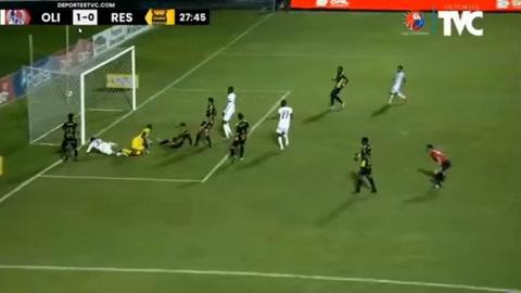 Olimpia 1-1 Real España (Liga Salvavida)