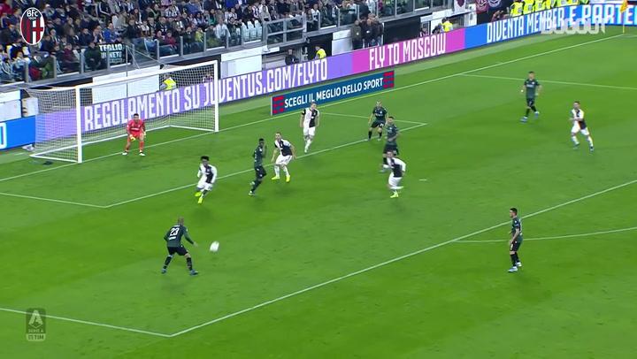Danilo's brilliant equaliser vs Juventus