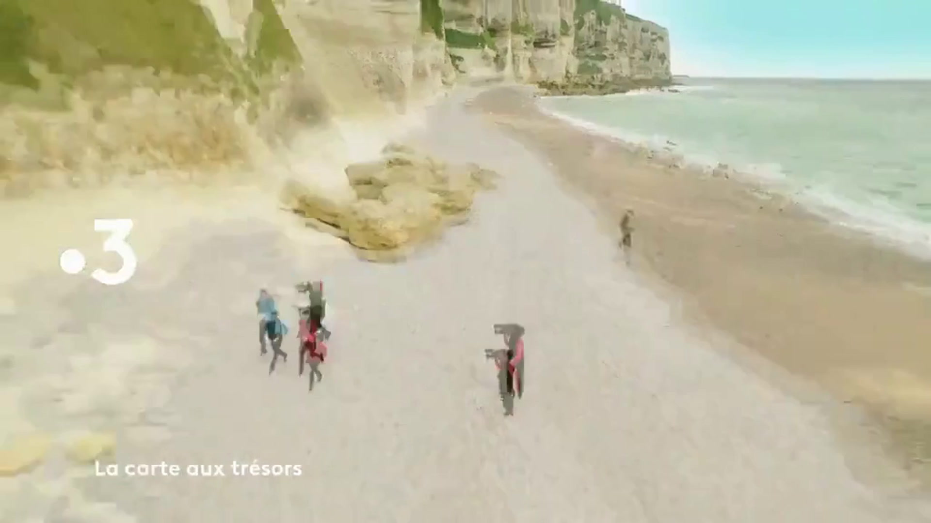 La carte aux trésors : La Seine-Maritime