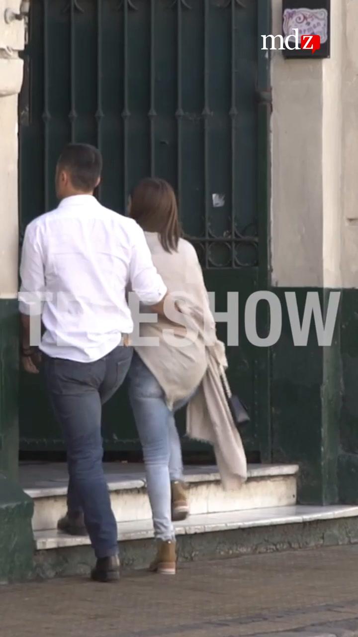 Cristina Pérez confirmó su romance con un famoso político   MDZ Online