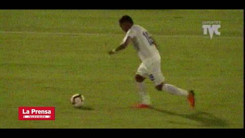 Video: Juan Ramón Mejía se estrenó como goleador de la selección de Honduras