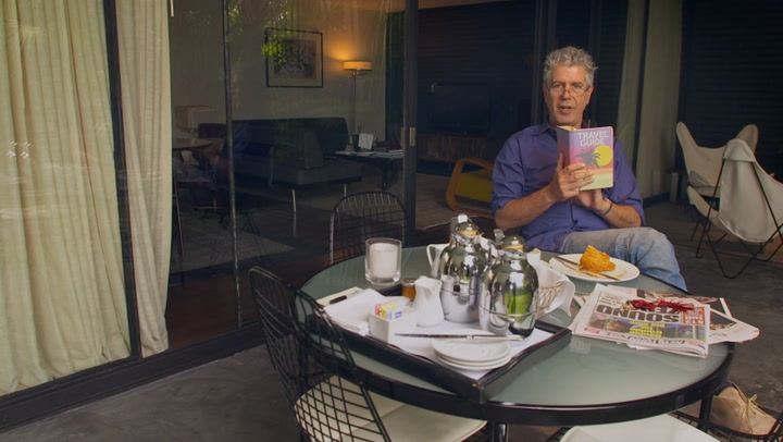'Roadrunner: A Film About Anthony Bourdain' Clip: Tony's Behind The Scenes Crew