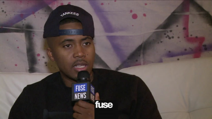 Nas On His NYE Radio City Show, Lauryn Hill & Amy Winehouse