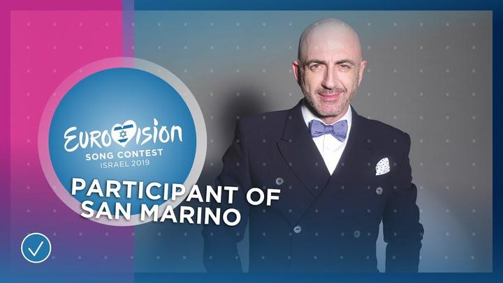 Así suena 'Say Na Na Na' de Serhat, representante de San Marino en Eurovision 2019