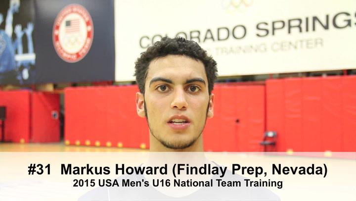 Markus Howard