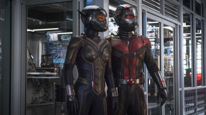 Ant Man And The Wasp Official Trailer