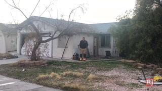 2 people were injured in Las Vegas house fire – VIDEO
