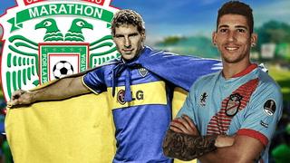 OFICIAL: Marathón anuncia el fichaje de Ryduan, hijo del exjugador de Boca Juniors, Martín Palermo