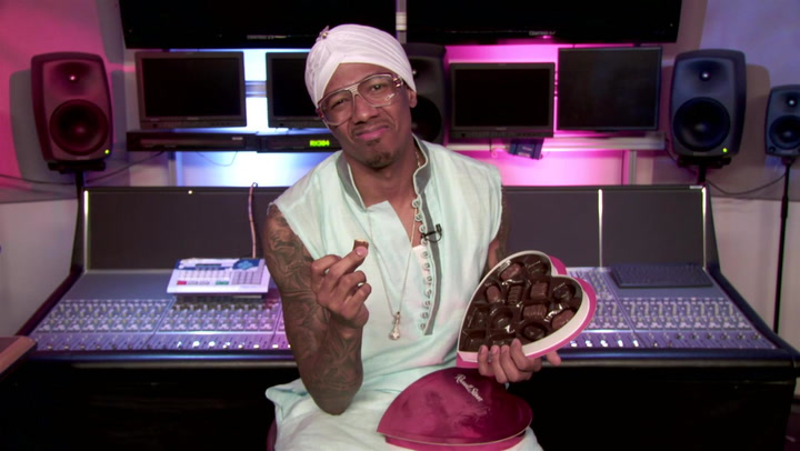 Kehlani, Nick Cannon and More Try Mystery Chocolates